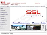 SSL - Sicherheitssysteme Landenberg