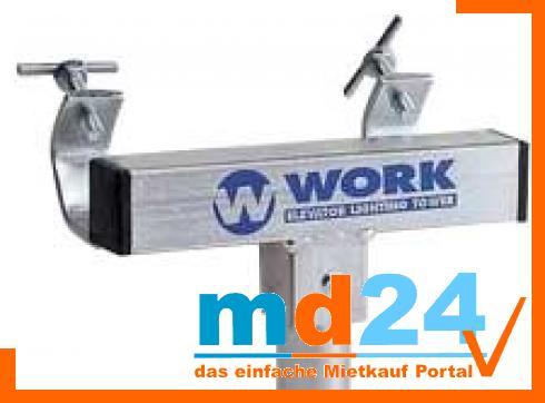 WORK BAR-KOPFADAPTER AW-335