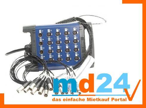 Klotz TrueLink Multicore 16/4 50m XLR/XLR