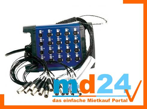 Klotz TrueLink Multicore 16/4 30m XLR/XLR