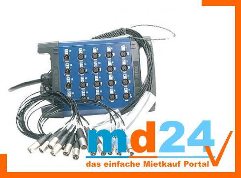 Klotz TrueLink Multicore 16/4 20m XLR/XLR