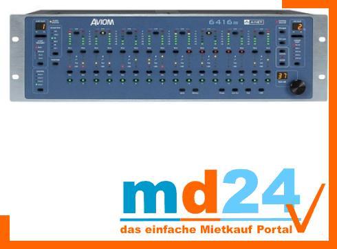 AVIOM 6416 M MIKROFONMUDUL