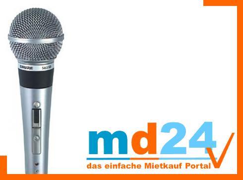 Shure 565 SD dynamisches Mikrofon