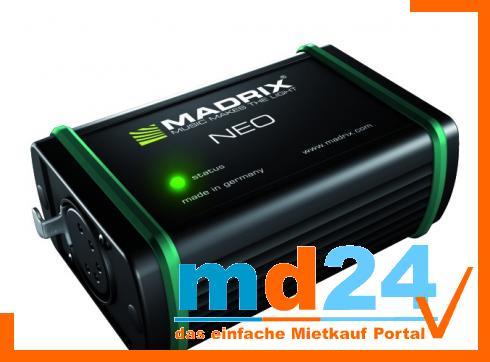 MADRIX NEO - USB-DMX512-Interface +Lizenz