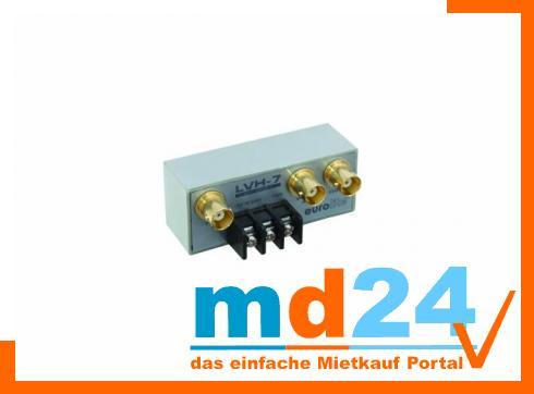 EUROLITE LVH-7 Manueller Video-Schalter