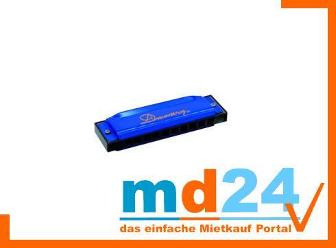 DIMAVERY MH-20 Mundharmonika, C#, 20 Töne
