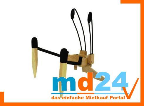 DIMAVERY Design Holzständer für Cellos