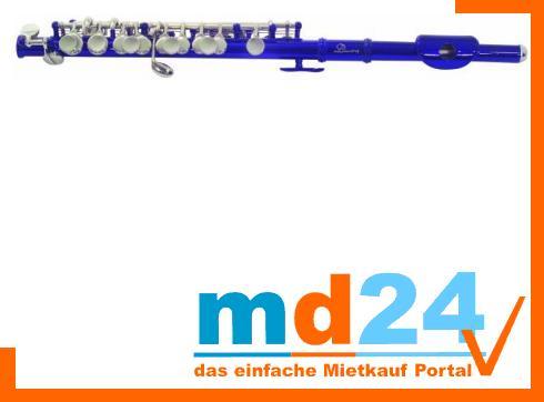 DIMAVERY PC-10 C Piccoloflöte, blau