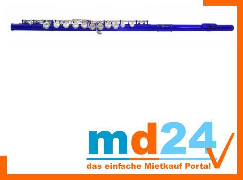 DIMAVERY QP-10 C Querflöte, blau