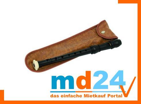 DIMAVERY Piccolo Blockflöte, Kunststoff