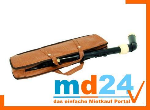 DIMAVERY Blockflöte, Bass, barocke