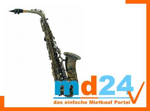 DIMAVERY SP-30 Eb Altsaxophon, Vintage