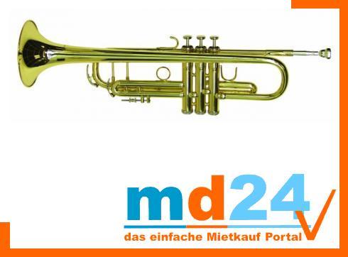 DIMAVERY TP-20 Bb Trompete, gold
