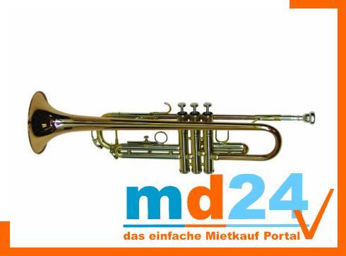 DIMAVERY TP-30 Bb Trompete, gold