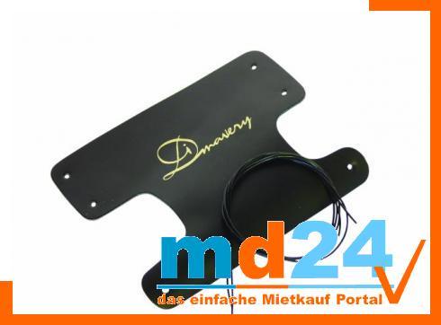 DIMAVERY Ventil-Schutz für Trompete