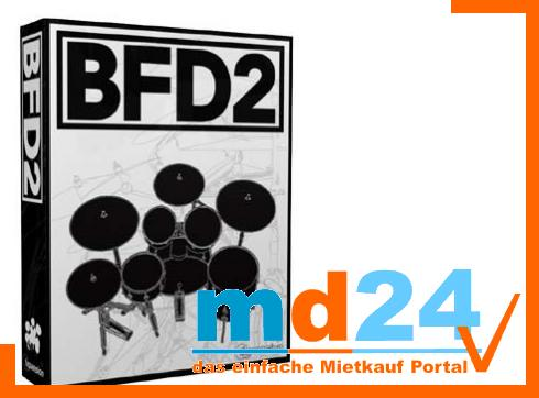 FXPansion BFD 2.0 Drumsequencer