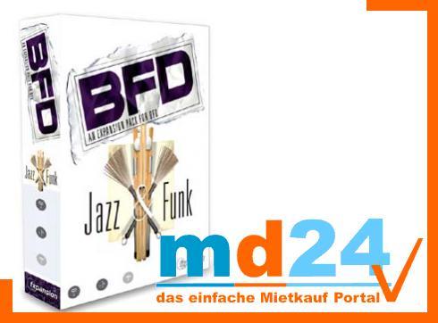 FXpansion BFD Jazz und Funk