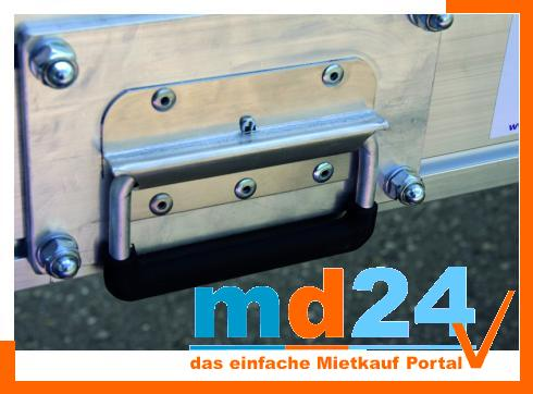 Transportgriffe für Ladebrücke (4 Stück Set)