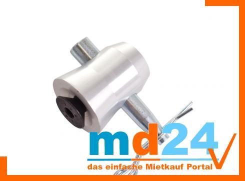 F 32-44 Kupplung, halbkonisch mit M10