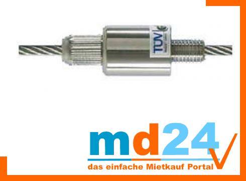 Drahtseilhalter M12 150 kg