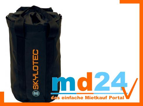 Rope Bag Materialsack schwarz