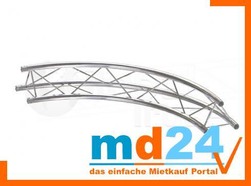 F23 Kreisstück für Kreis  3,0m � / 1 Stück 90 ø