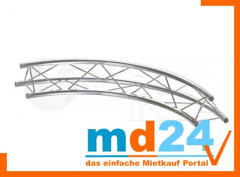 F23 Kreisstück für Kreis  9,0m � / 1 Stück 60 ø
