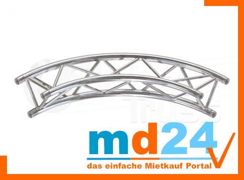 F33PL Kreisstück für Kreis  9,0m � / 1 Stück 45ø