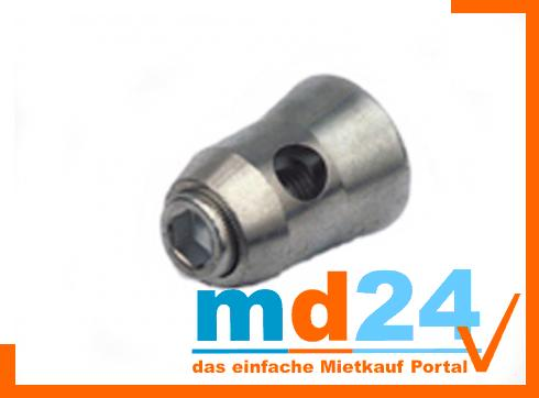 F34PL-Version Halbkonus M12 für Boxcorner