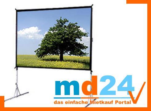 Projecta FastFold - Mattweiß D - 366 x 366 cm