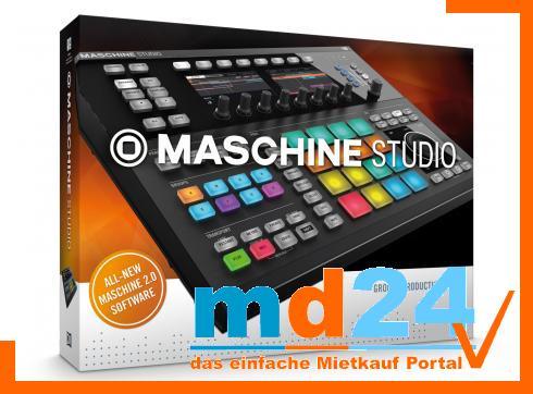 Native Instruments - Maschine Studio black