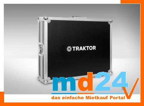 Native Instruments - Traktor Kontrol S8 Flightcase