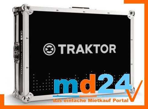 Native Instruments - Traktor Kontrol S4 / S5 Flightcase