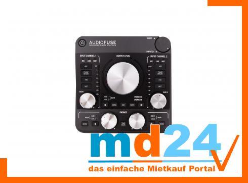 Arturia AudioFuse Advanced Audio Interface bk